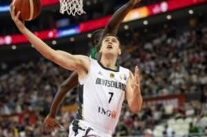 Corona-Krise: Basketballer Voigtmann: Russland fluchtartig verlassen