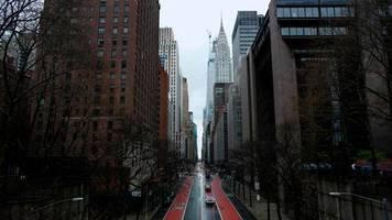 Corona-Pandemie: New York: In der Krise offenbart die Stadt ihr Gesicht