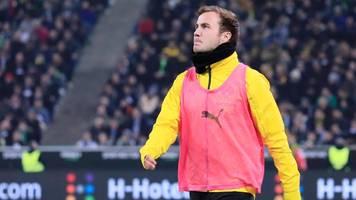 Borussia Dortmund: AS Rom hat Kontakt zu Mario Götze aufgenommen