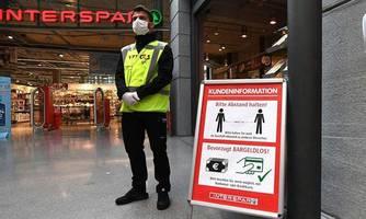 last-minute-gesetz: doch strafen für maskenverweigerer [premium]