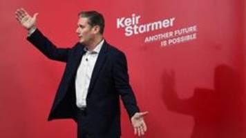 neuer labour-chef starmer: die ehre meines lebens