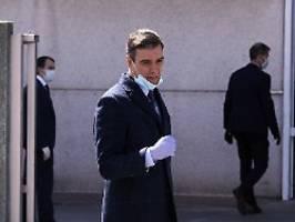 Weniger Tote, mehr Geheilte: Zahl der Neuinfizierten in Spanien sinkt