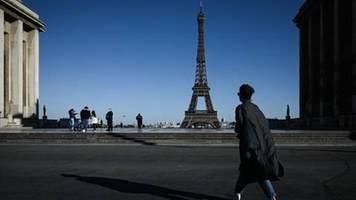 Anstieg der Corona-Todesfälle in Frankreich schwächt sich ab