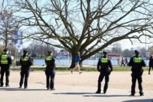 Gesundheit: Kaum Verstöße gegen Corona-Auflagen in Hamburg