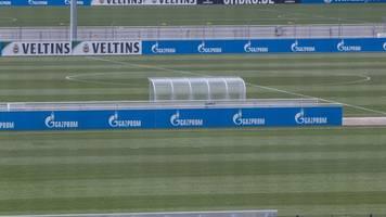 Schalke trainiert in Gruppen mit bis zu sieben Spielern