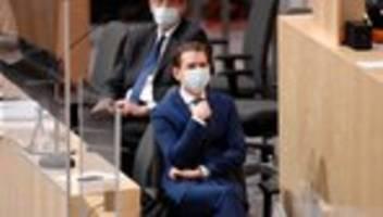 Sebastian Kurz: Österreich will nach Ostern Corona-Maßnahmen lockern