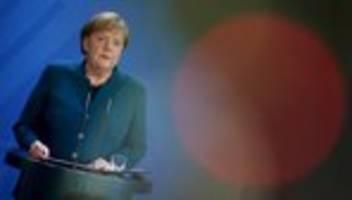 Angela Merkel: Livestream: Die Bundeskanzlerin zu Corona