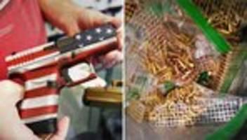 Waffenverkäufe in den USA: Pistolen gegen Viren