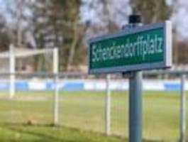 Hertha trainiert wieder in Kleingruppen