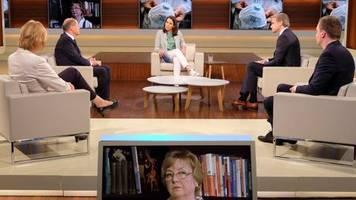 Anne Will zur Coronakrise: Wir können es uns nicht leisten, nur auf Sicht zu fahren