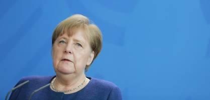 Bei der Exit-Strategie offenbart sich Merkels Furcht