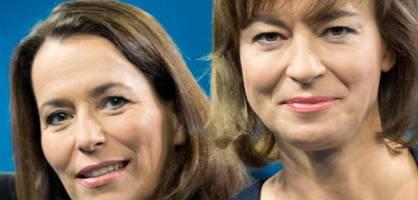 Anne Will verärgert über Programm-Kollision mit Maybrit Illner