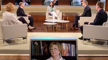 corona-talk bei anne will: scholz lehnt steuersenkungen für vermögende ab