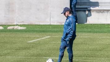 Corona-Krise: Bundesliga zurück auf dem Trainingsplatz