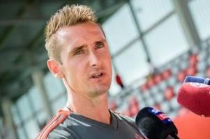 bericht: fc bayern will miroslav klose zum co-trainer befördern