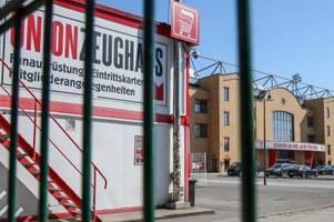 1. FC Union Berlin startet mit Training in Kleingruppen
