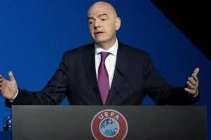 FIFA ebnet Weg für Verlängerung von Fußball-Saison
