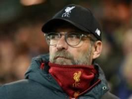 Coronavirus im Sport: FC Liverpool rudert bei staatlichem Hilfsprogramm zurück