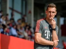 FC Bayern: Klose ist auf dem Bremsweg nach oben