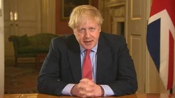 Corona-Infektion: Britischer Premier Johnson auf Intensivstation verlegt