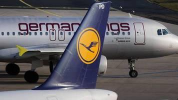 Liveblog: Wegen Corona-Krise: Lufthansa beendet Flugbetrieb von Germanwings