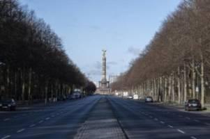 Gesundheit: Corona-Krise: Senat berät Berlins Finanzsituation