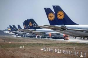 Airline: Lufthansa schließt Flugbetrieb von Germanwings wegen Corona
