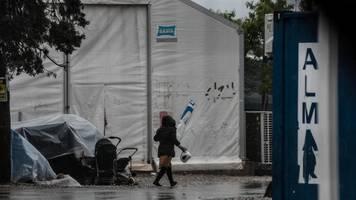 Aus Griechenland: Deutschland nimmt 50 Flüchtlingskinder auf