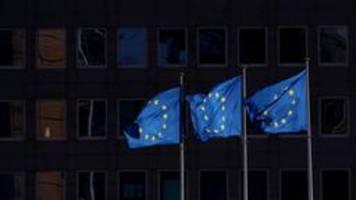 EU-Finanzminister: Ringen um die Corona-Hilfen