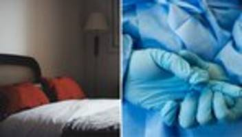 Pflegepersonal unter Quarantäne: Weggesperrt im Hotel