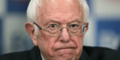 Bernie Sanders schmeißt Kandidatur hin: Ein winziger Trost