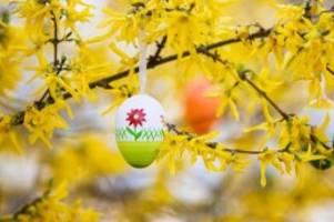Gesundheit: Osterfeiertage zu Corona-Zeiten - Was geht und was nicht?