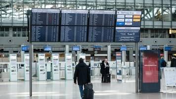 14 Tage Quarantäne für Ankommende am Hamburger Flughafen