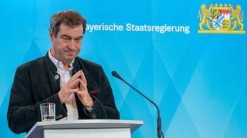 Merkel-Nachfolge: Umfrage zur Kanzlerkandidatur sieht Söder vor Laschet und Merz