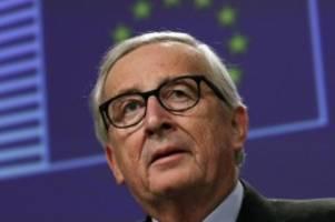 ex-eu-kommissionspräsident: juncker fordert einführung von corona-bonds