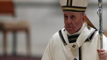 papst franziskus: predigt hoffnung in der corona-krise in der messe zur osternacht
