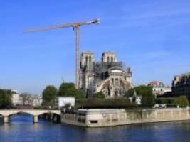 wiederaufbau: deutsche hilfe für notre-dame