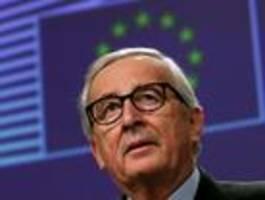 juncker: corona-bonds taugen nicht als kurzfristige lösung