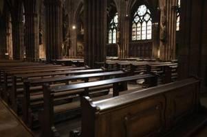 gottesdienste sollen trotz corona wieder möglich werden