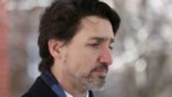 justin trudeau: kanada verbietet halbautomatische waffen