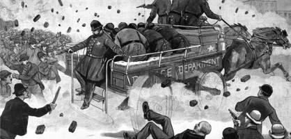 """es begann mit einem massaker. darum ist der 1. mai der """"tag der arbeit"""""""