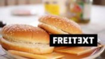 kindheit in ungarn: hamburger