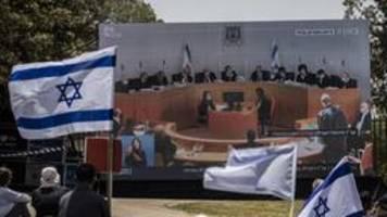 anhörung in israel: darf netanyahu eine regierung bilden?