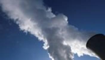 umweltpolitik: unionsfraktion bremst klimaschutz-pläne der kanzlerin