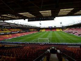 klub fürchtet klare nachteile: sorgt watford für saisonabbruch?