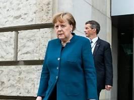Verschärfte Klimaziele gefährdet: Die Union fängt ihre Klimakanzlerin ab