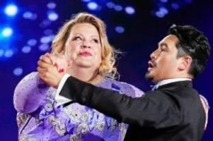 """rtl-show: luca hänni punkte bei """"let's dance"""" – ilka bessin ist raus"""