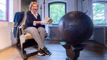 museum in bodenwerder: fantasie lügt nie - baron von münchhausen wird 300 jahre alt