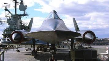 kalter krieg: lockheed a-12 – nach diesem spionageflugzeug benannten elon musk und grimes ihr baby