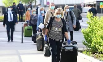 der erste pflegesonderzug aus rumänien, usa mit über 1,3 millionen infizierten